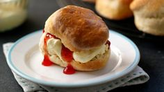 A simple recipe for soft and fluffy scones that are perfect with jam and plenty of clotted cream.