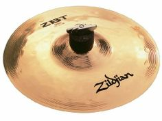 Zildjian ZBT 10-Inch Splash Cymbal by Zildjian. $49.99. This ZBT Series Splash gives you bright, fast, and cutting performance to stand out in any mix. Its brilliant finish matches its brilliant sound, and it makes an ideal first Splash cymbal--or an extra weapon in your existing arsenal.                         Bright, fast, and cutting performance to stand out in any mix.  Click to enlarge.                                    Top sound grooves with small round hammer ...