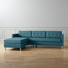 Get comfortable. In fresh colors and classic shades, our modern sectional sofas will breathe new life into any space. Shop the latest looks…