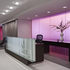 Leave It At The Reception Desk: Glass Broker