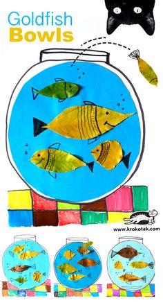 DIY+Goldfish+Bowls