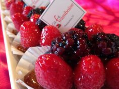 Cafe Framboise – A truly French Bakery Experience in the Heart of Charleston