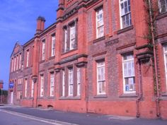 My old school in Liverpool 8, Granby street.