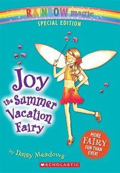 Rainbow Magic Special Edition: Joy the Summer Vacation Fairy by Daisy Meadows