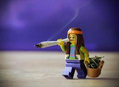 Fotografie met Lego