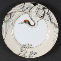 Pottery Painting, Ceramic Painting, Ceramic Art, Ceramic Plates, Porcelain Ceramics, Painted Porcelain, Fine Porcelain, Japanese Painting, Japanese Art