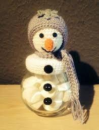 99 Beste Afbeeldingen Van Potjes Haken Crochet Jar Covers Mason