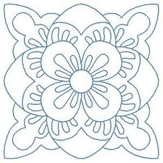 Quilt Swirls 2 - Free Instant Machine Embroidery Designs