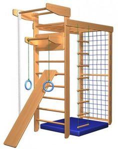 sprossenwand kletterwand turnwand kindersportgeraet kind fitness holz jungszimmer pinterest. Black Bedroom Furniture Sets. Home Design Ideas
