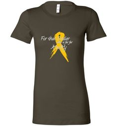 Soldier Yellow Ribbon