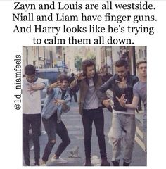 Or Harry is trying to look Alfie Deyes. What's up guys?! (PointlessBlog)<< hahaha