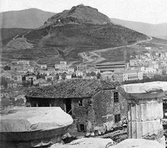 Λυκαβητός 1874, φωτο Pascal Sebah Athens History, Greek History, Old Pictures, Old Photos, Vintage Photos, Greece Photography, Greek Culture, Greek Isles, Good Old Times