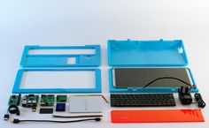 The Pi-Top, A Raspberry Pi-Powered Laptop, Is Hitting The Crowdfunding Trail - The kit itself costs $249 with a motherboard or $200 without. You can also simply print your own case and parts and stick your own hardware into it. he kit should ship in May 2015