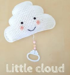 Crochet Music, Love Crochet, Beautiful Crochet, Crochet For Kids, Toy Story Tattoo, Crochet Baby Toys, Baby Rattle, Handmade Baby, Stuffed Toys Patterns