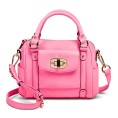 Merona� Mini Satchel Handbag with Removable Crossbody Strap
