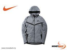 41d01eb19bb5 Nike Tech Knit Windrunner - Grey Nike Tech