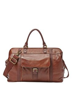 Fossil 'Estate' Duffel Bag available at #Nordstrom