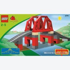 Brug - Duplo (door Lego)
