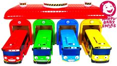 Learn Colors for Kids with Tayo Bus Station Guess the Color Quiz for Preschoolers Learning Colors For Kids, Colors For Toddlers, Fun Learning, Tayo The Little Bus, Dramatic Play Themes, Color Quiz, Funko Pop Batman, Slime For Kids, Baby Smiles