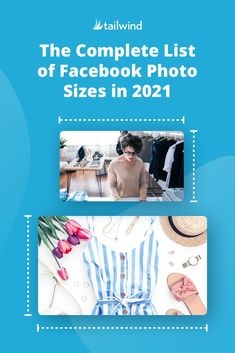 Facebook is the largest social media platform out there. Here's the complete guide to Facebook image sizes so that you can create stunning posts for it in 2021. Facebook Photo Size, Facebook Profile Picture Size, Facebook Image Sizes, Facebook Cover Dimensions, Cover Photo Dimensions, Facebook Cover Images, Facebook Photos, For Facebook, Facebook Advertising Tips