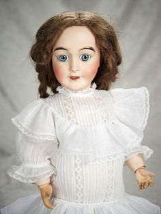"""January 31, 2018. Antique Dolls Auction at theriaults.proxibid.com 