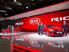 Kia unveils It's new generation Rio and Soul at the 2016 Paris Motor Show. Check them out http://kia-buzz.com/2016-paris-motor-show/