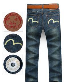 b104573e68d8 Jeans Evisu Homme H0052