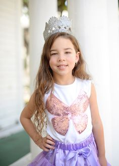 Stylish Babe Princess Lace Crowns. Sold in retail and wholesale. $24.00 (short) $28.00 (tall). Order at www.stylishbabeboutique.com Custom made to order and available in all sizes. #princessparty #lacecrowns #princesscrowns #stylishbabeboutique Photo by Dani Dillena Photography