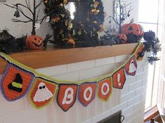 Free halloween bunting (or use whatever names you like). thanks so xox