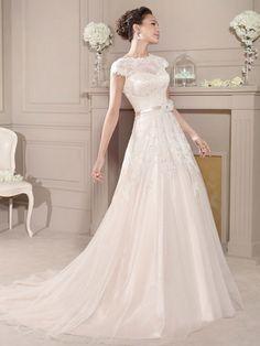 Brautkleider von Top-Marken   miss solution Bildergalerie - Modell 5670 by FARA SPOSA
