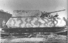 PANZERKAMPFWAGEN VIII MAUS (1943-1945)