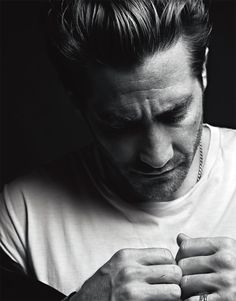 Jake Gyllenhaal by Hedi Slimane for VMAN