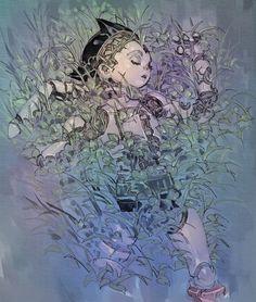 Astro Boy by William Niu *