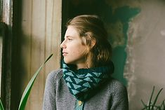 Dessau Cowl by Carrie Bostick Hoge for Madder