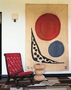 Image result for alexander calder artist rug
