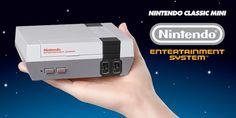 Nintendo NES Classic Edition Reproduced In Mini-Size - http://gamesintrend.com/nintendo-nes-classic-edition/