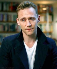 Tom... Just had to stop and take in those handsome eyes!!!