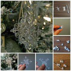 There are many different ways to create a snowflake ! The thin paper coils seem to be perfect for... The post The Perfect DIY Shiny Quilled Snowflake appeared first on The Perfect DIY.