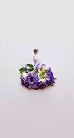 Flower Gown 05