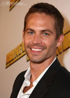 Paul Walker Hair