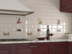 Плитка Frut для кухни | Дешево купить плитку Absolut Keramica Frut