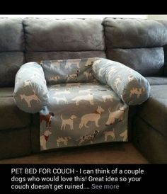 DIY dog couch cover – Tap the pin for the most adorable pawtastic fur baby apparel! Youll love the dog clothes and cat clothes! DIY dog couch cover – Tap the pin for the most adorable pawtastic fur baby apparel! Youll love the dog clothes and cat clothes! Dog Couch Cover, Couch Covers, Couch Protector, Diy Dog Bed, Dog Rooms, Dog Houses, House Dog, Diy Stuffed Animals, Dog Accessories