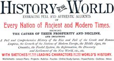 World History | Free Outlines, PowerPoints, Lesson Plans, Worksheets, Maps, and More for World History Teachers and Students