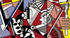 Roy Lichtenstein - Peace through Chemistry (1970)