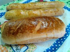 Gostosuras e travessuras: Pão de Cebola