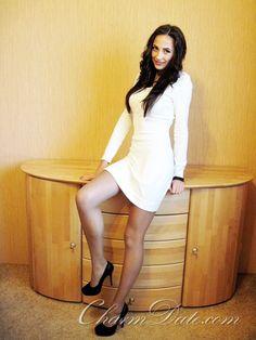 Pretty Lady In Ukrainian:Marina _from_Kiev(Kyiv)_Ukraine - CharmDate.com