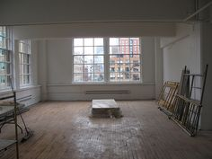 Love this space, and the beautiful windows!