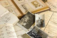 Genealogy Scrapbook