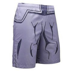 Shorts Swimming Tucks for Kid Quick Dry Side Split Sporty Swim Beachwear Graphic Pineapple Tree Plant Fruits