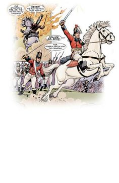 a war of 1812 comic book